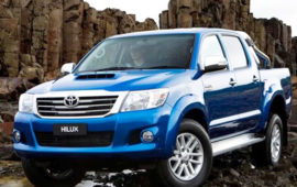 2019 Toyota Hilux Diesel, Engine Specs and Price