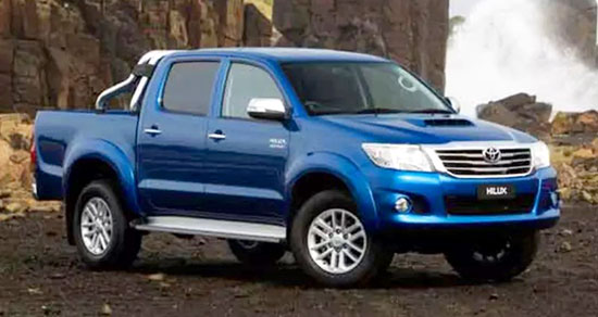 2019 toyota hilux diesel  engine specs and price