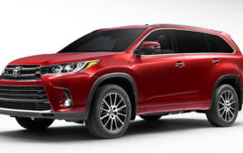 2019 Toyota Kluger Review and Engine Specs