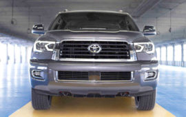 2019 Toyota Sequoia Engien Specs and Price