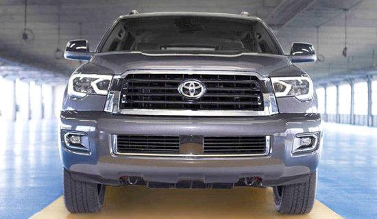 2019 Toyota Sequoia Engien Specs And Price