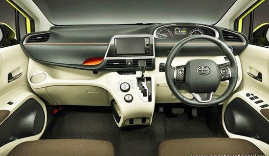 2019 Toyota Sienta Interior