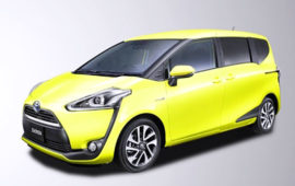 2019 Toyota Sienta Price, Release Date and Redesign