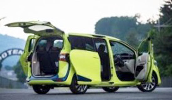 2019 Toyota Sienta Release Date And Price