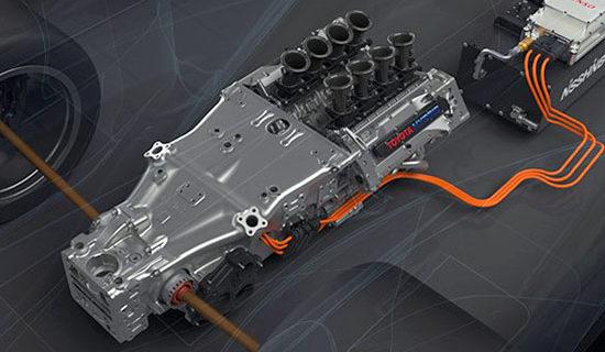 2019 Toyota TS050 Engine Specs