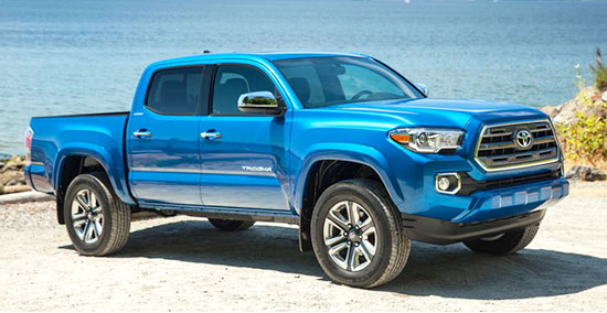 2019 Toyota Tacoma, Price, Interior and Release Date