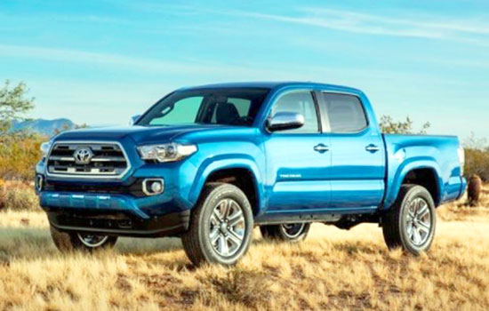 2019 Toyota Tacoma Release Date and Price