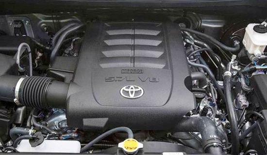 2019 Toyota Tundra Engine