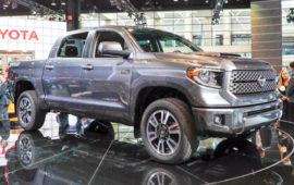 2019 Toyota Tundra Price, Engine and Specs