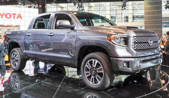 2019 Toyota Tundra Price, Engine And Specs