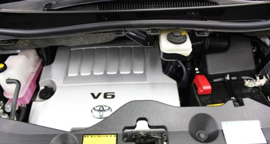 2019 Toyota Vellfire Engine