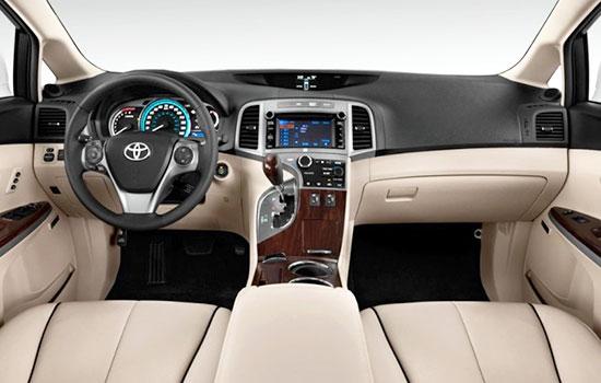 2019 Toyota Venza Interior