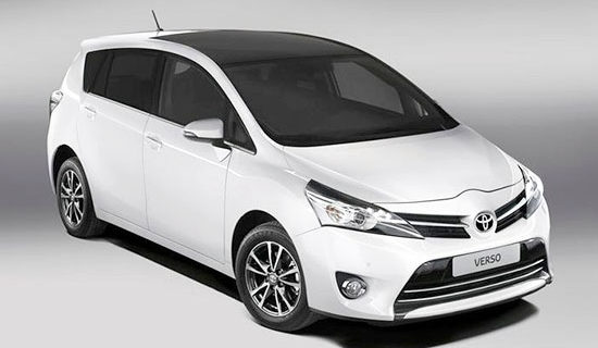 2019 Toyota Verso Reviews And Redesign