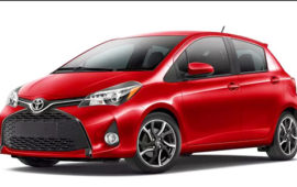 2019 Toyota Vitz Redesign and Release Date
