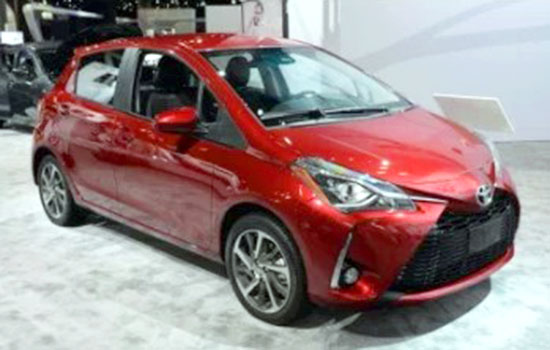 2019 Toyota Vitz Release Date and Price