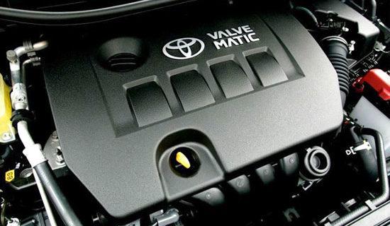 2019 Toyota Wish Engine