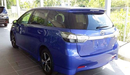 2019 Toyota Wish Release Date And Price