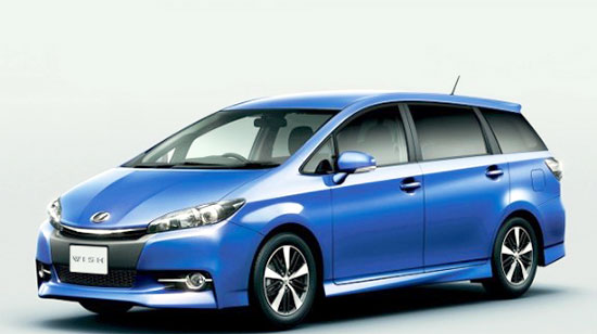 2019 Toyota Wish Rumors, Interior and Price