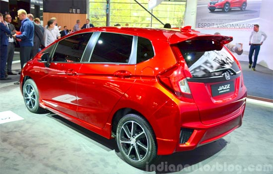2019 honda jazz new review and engine specs toyota suggestions. Black Bedroom Furniture Sets. Home Design Ideas