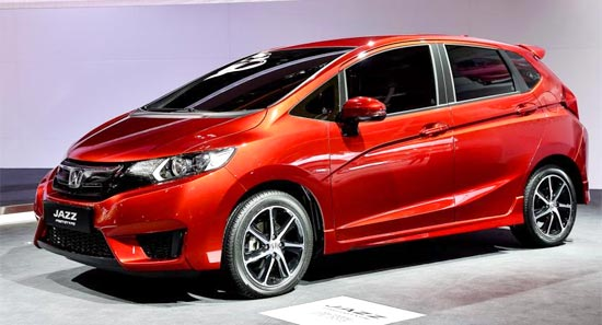 2019 Honda Jazz Release Date and Price