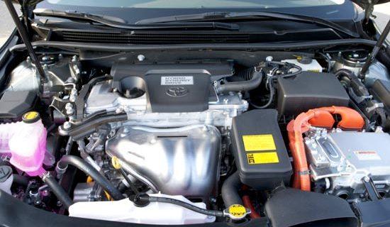 2019 Toyota Avalon Hybrid Engine