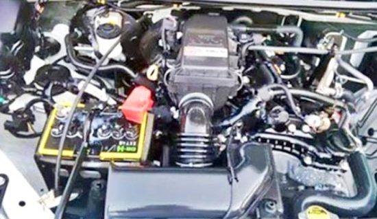 2019 Toyota Avanza Philippines Engine