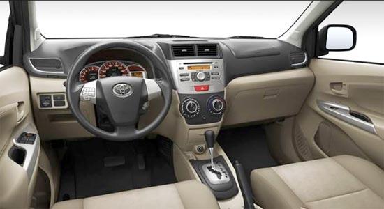 2019 Toyota Avanza Philippines Interior