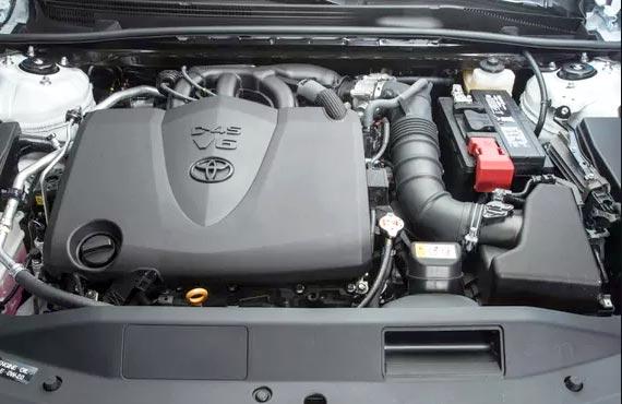 2019 Toyota Camry Engine