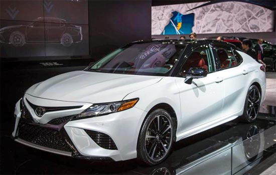 2019 Toyota Camry Redesign, Review and Specs