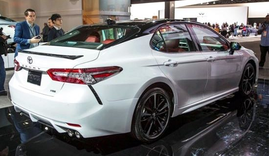 2019 Toyota Camry Release Date And Price