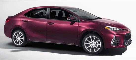 2019 Toyota Corolla Altis Exterior
