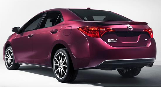 2019 Toyota Corolla Altis Release Date and Price