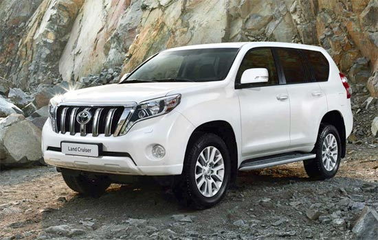 2019 Toyota Land Cruiser Prado Review and Release