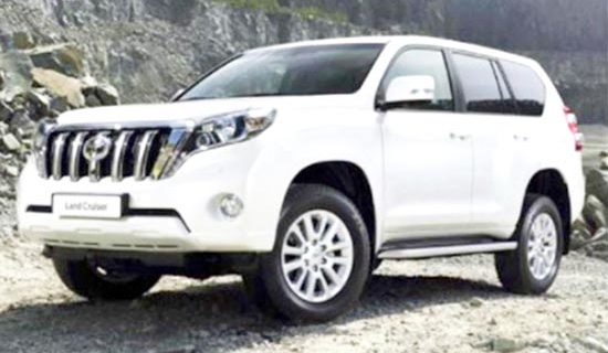 2019 Toyota Land Cruiser Review And Price
