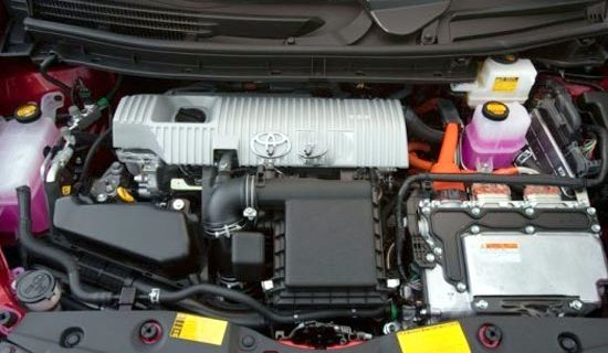 2019 Toyota Mark X Engine