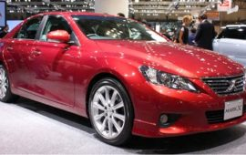 2019 Toyota Mark X Review and Engine Specs