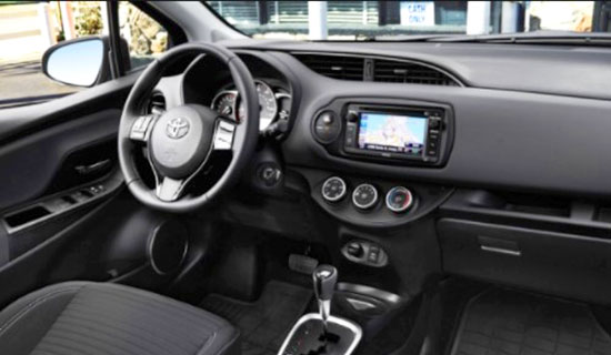 2019 Toyota Matrix Interior