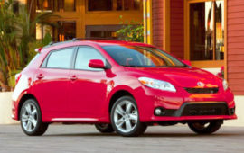 2019 Toyota Matrix Redesign and Price
