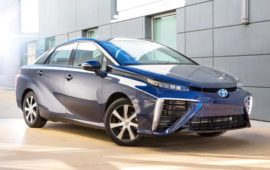 2019 Toyota Mirai Interior Design and Review