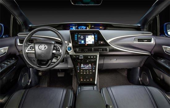 2019 Toyota Mirai Interior