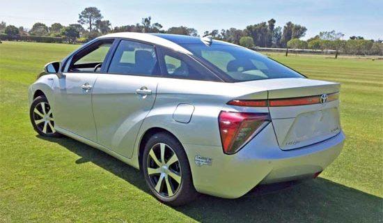2019 Toyota Mirai Release Date And Price