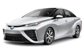 2019 Toyota Mirai Review and Redesign