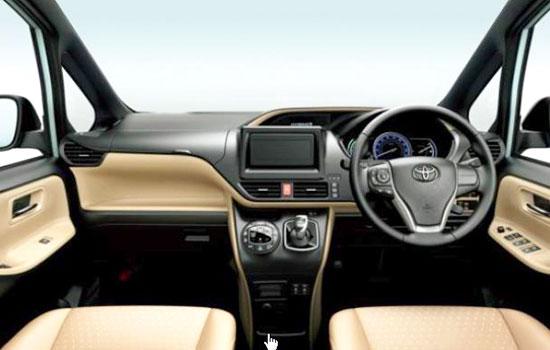 2019 Toyota Noah Interior