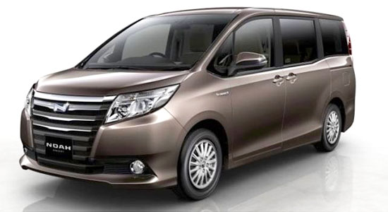 2019 Toyota Noah Redesign, Release Date, Engine