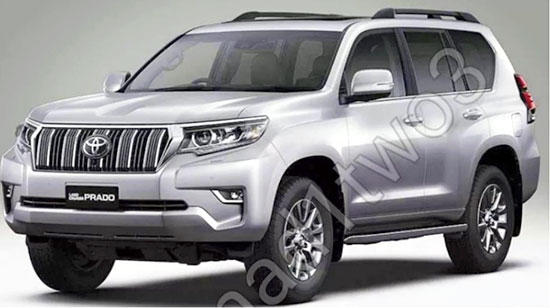 2019 Toyota Prado Redesign, Engine, Performance