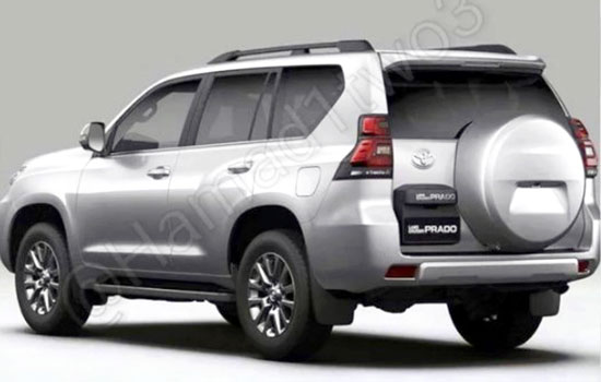 2019 Toyota Prado Release Date and Price