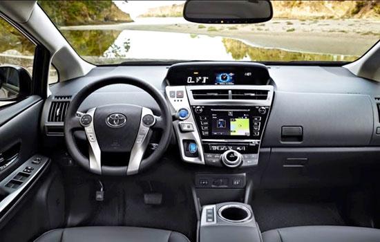 2019 Toyota Prius V Rumors Engine And Price Toyota