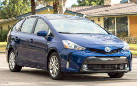 2019 Toyota Prius V Rumors, Engine and Price