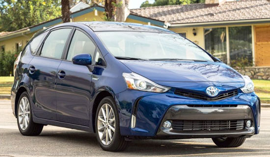 2019 Toyota Prius V Rumors, Engine And Price