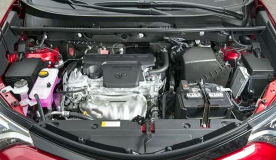 2019 Toyota RAV4 Engine Performance